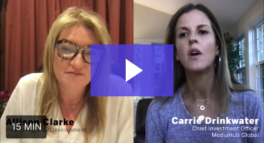 The Agency Review: Carrie Drinkwater, Chief Investment Officer, MediaHub